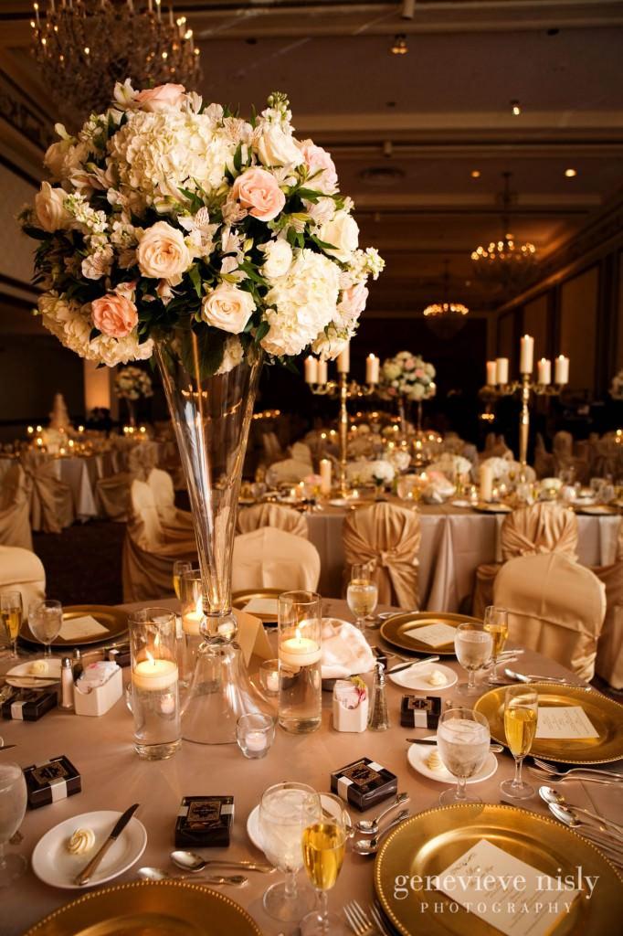 Cleveland, Copyright Genevieve Nisly Photography, Fall, Renaissance Hotel, Wedding