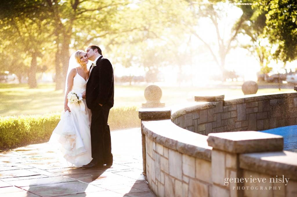 Copyright Genevieve Nisly Photography, Delucas Place, Elyria, Ohio, Summer, Wedding