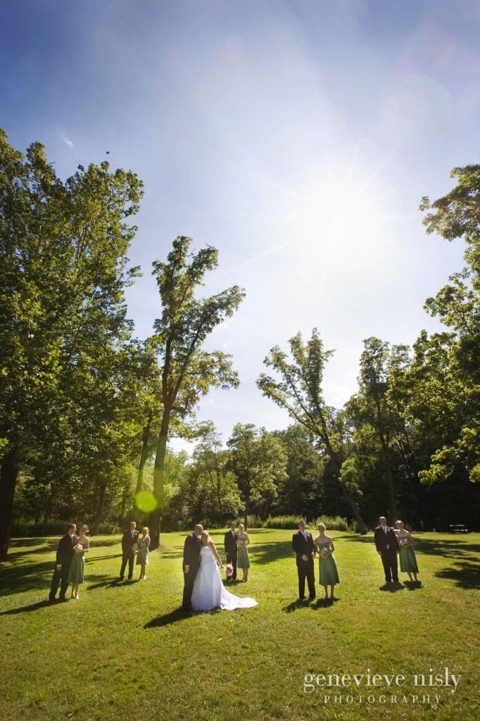 Copyright Genevieve Nisly Photography, Ohio, Summer, Wedding