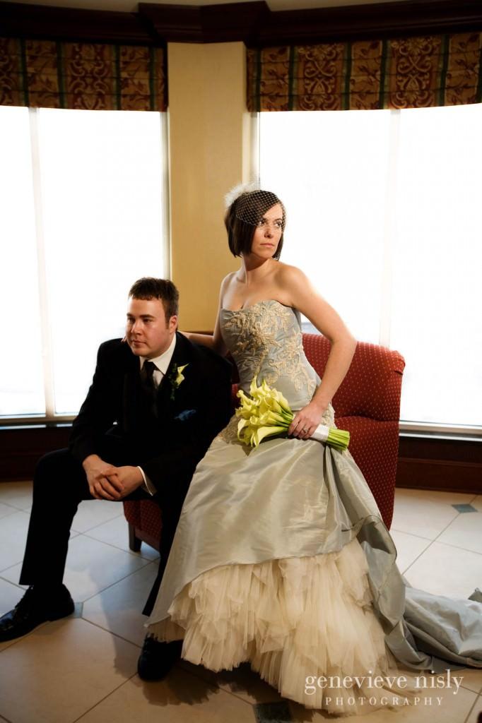 Copyright Genevieve Nisly Photography, Erie, Pennsylvania, Wedding, Winter
