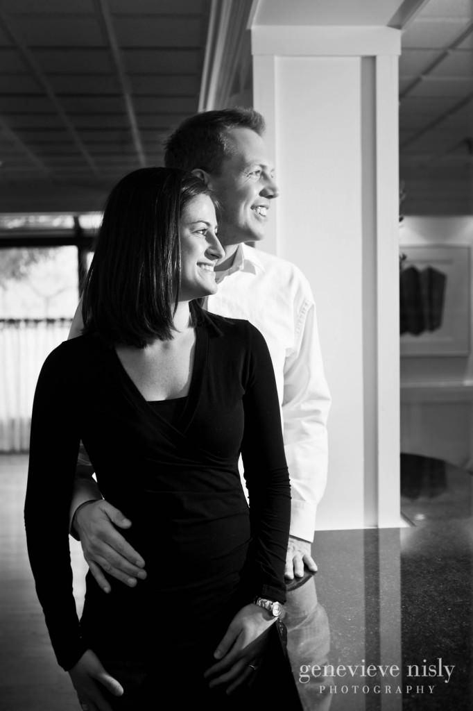 Cleveland, Copyright Genevieve Nisly Photography, Engagements, Glidden House, Ohio, Winter