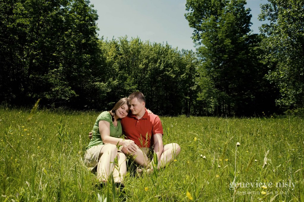 Copyright Genevieve Nisly Photography, Engagements, Summer