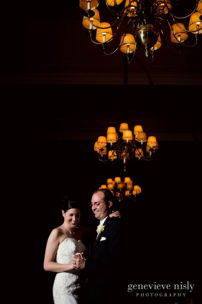 Cleveland, Ohio, Summer, Union Club, Wedding