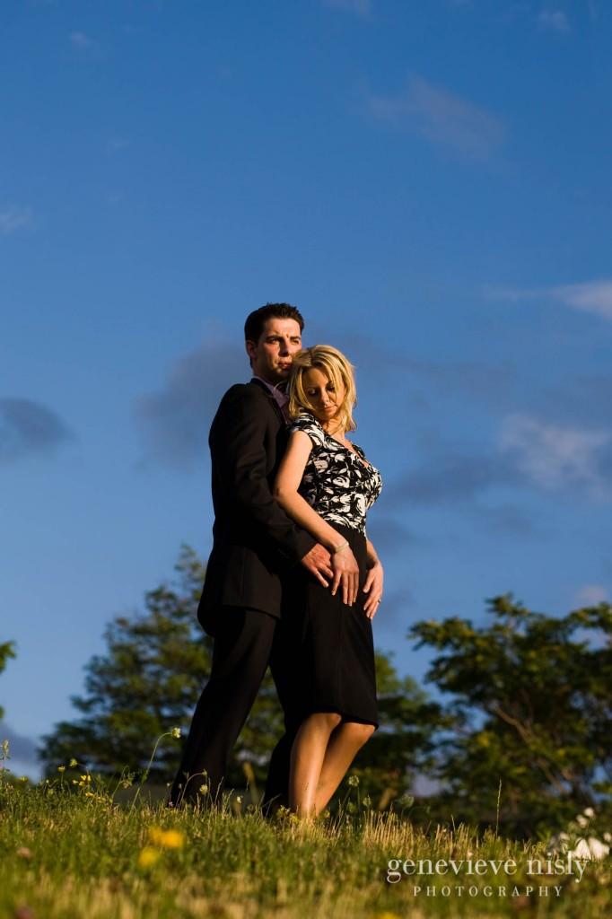 Copyright Genevieve Nisly Photography, Engagements, Hudson, Ohio, Summer