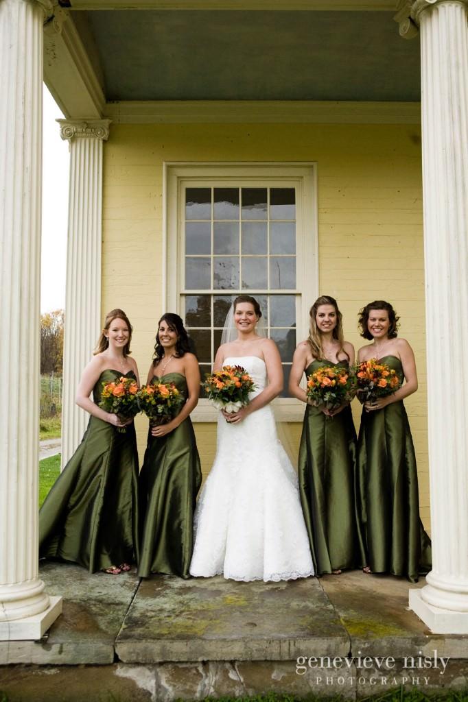 Akron, Fall, Hale Farm and Village, Ohio, Portage Country Club, Wedding