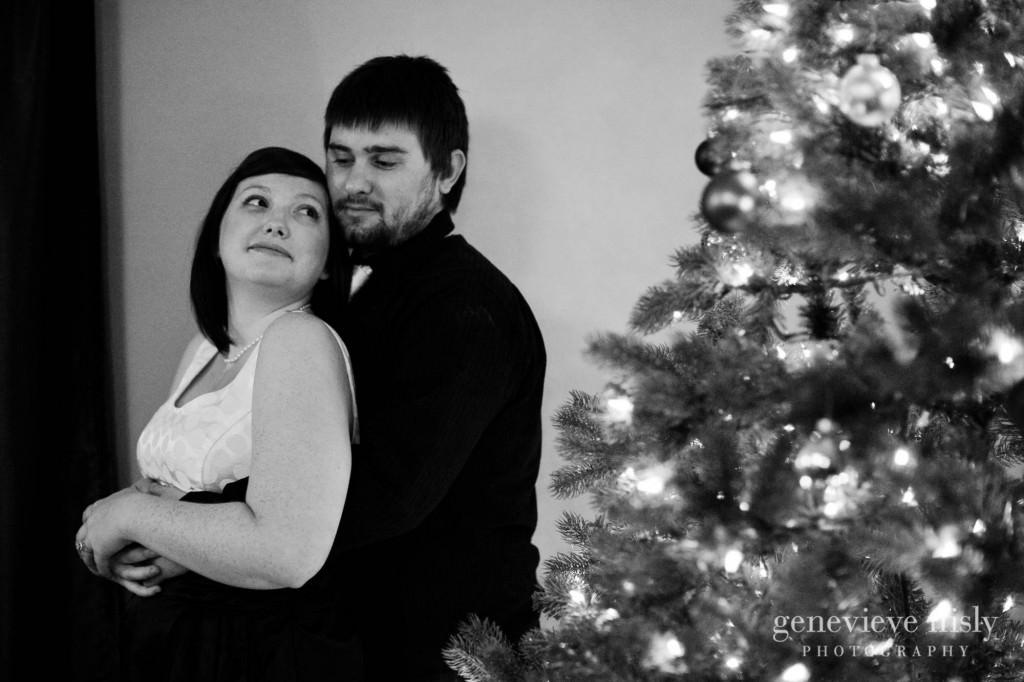 Akron, Copyright Genevieve Nisly Photography, Engagements, Ohio, Winter