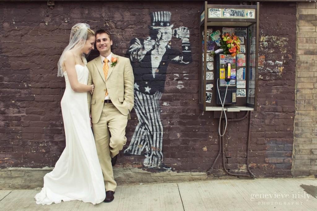 Columbus, Downtown Columbus, Ohio, Short North, Spring, Wedding