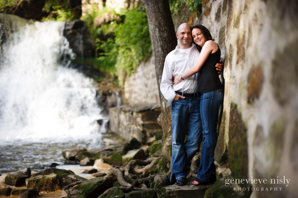 Chagrin Falls, Engagements, Ohio, Spring