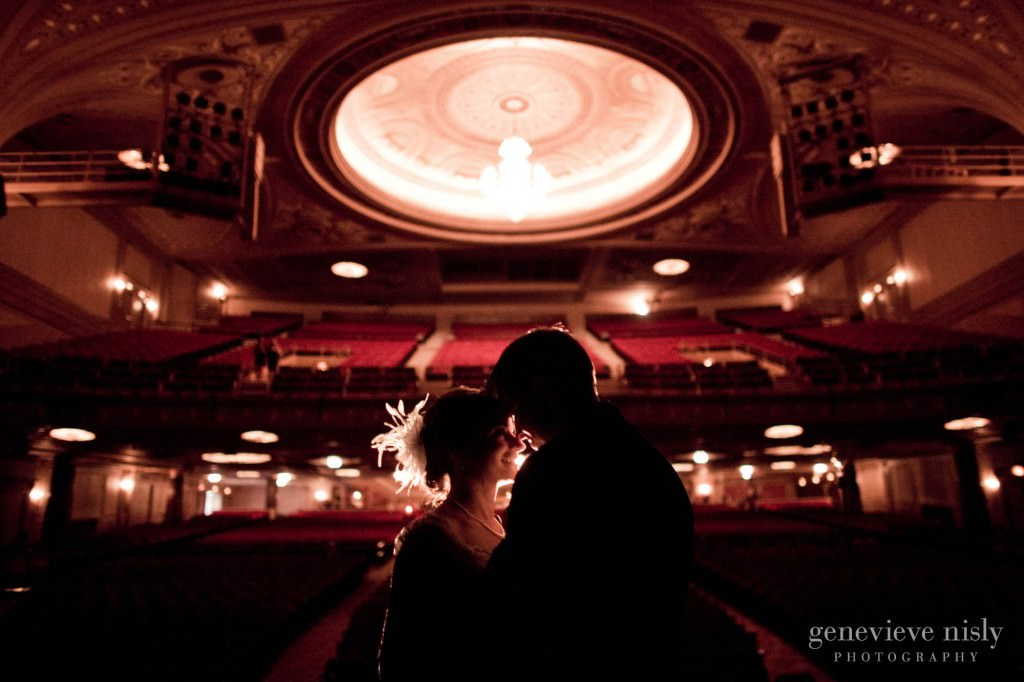 Copyright Genevieve Nisly Photography, State Theater, Summer, Wedding