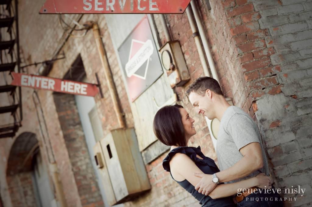 Cleveland, Engagements, Flats, Ohio, Summer