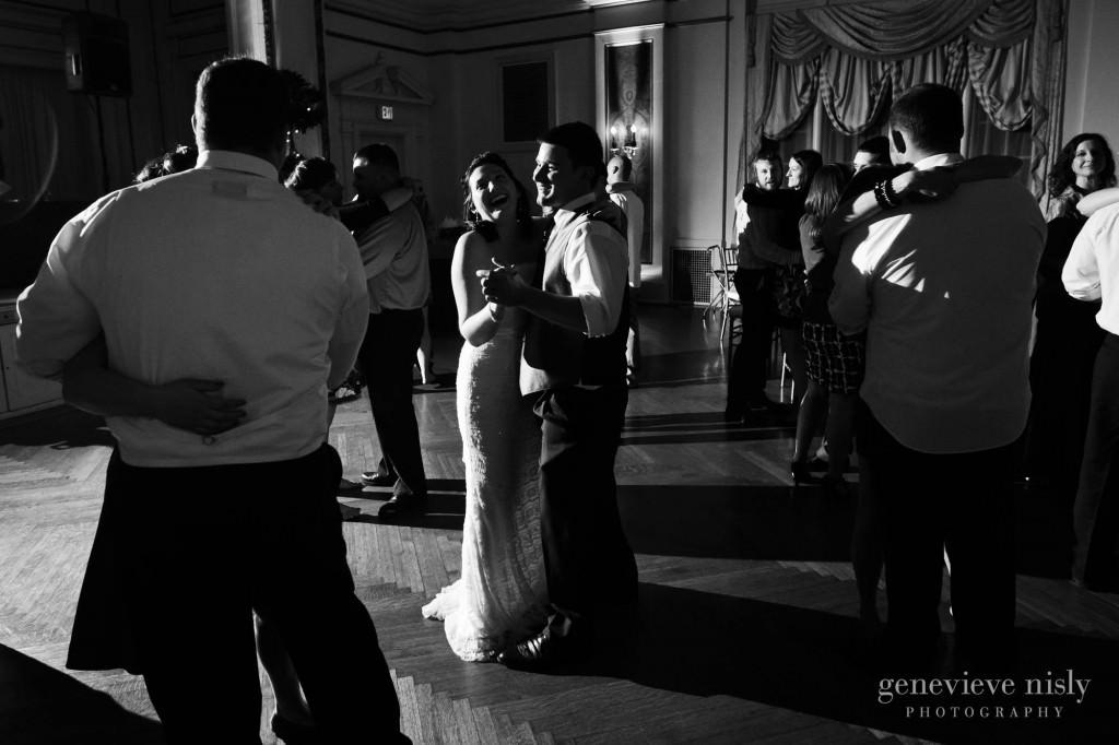 Akron, Copyright Genevieve Nisly Photography, Fall, Greystone Hall, Ohio, Wedding