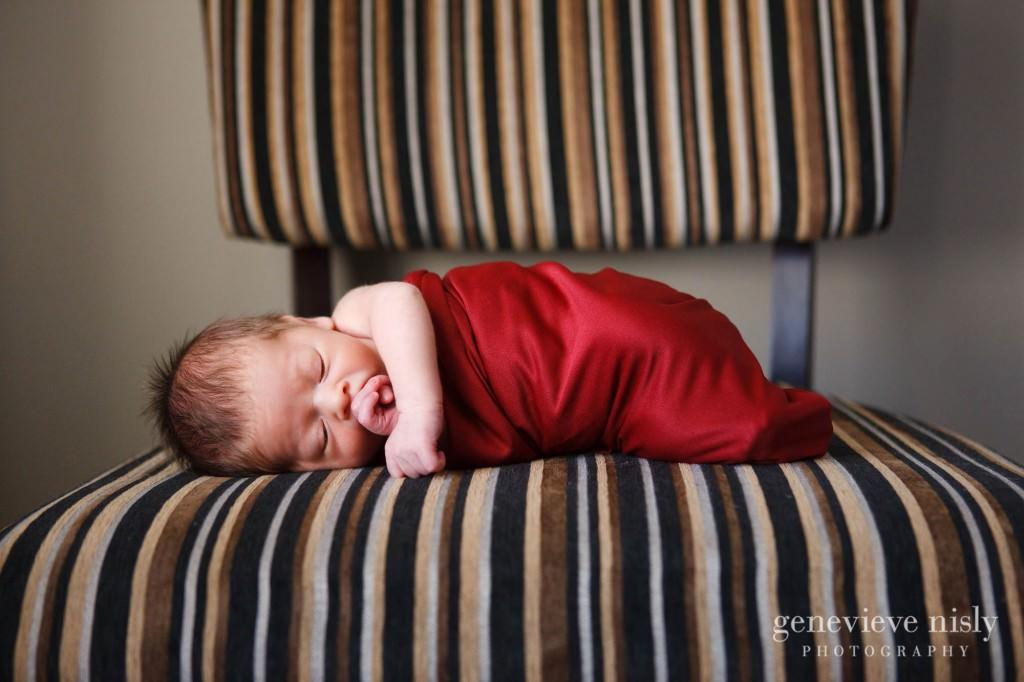 Cleveland, Copyright Genevieve Nisly Photography, Newborn