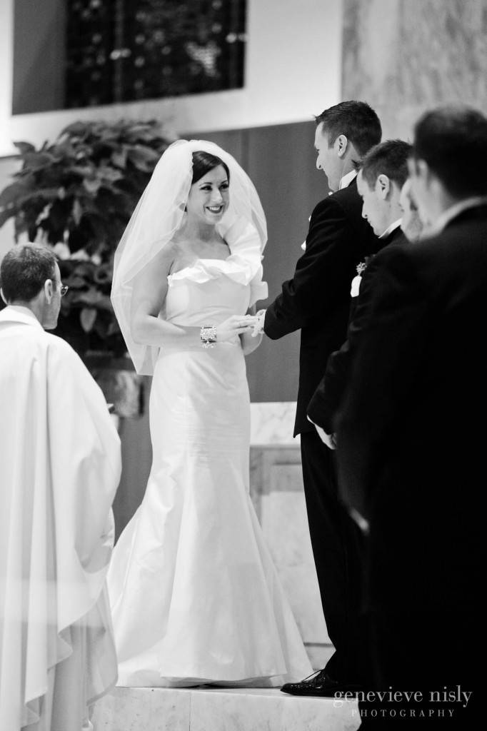 Cleveland, Copyright Genevieve Nisly Photography, Wedding, Winter