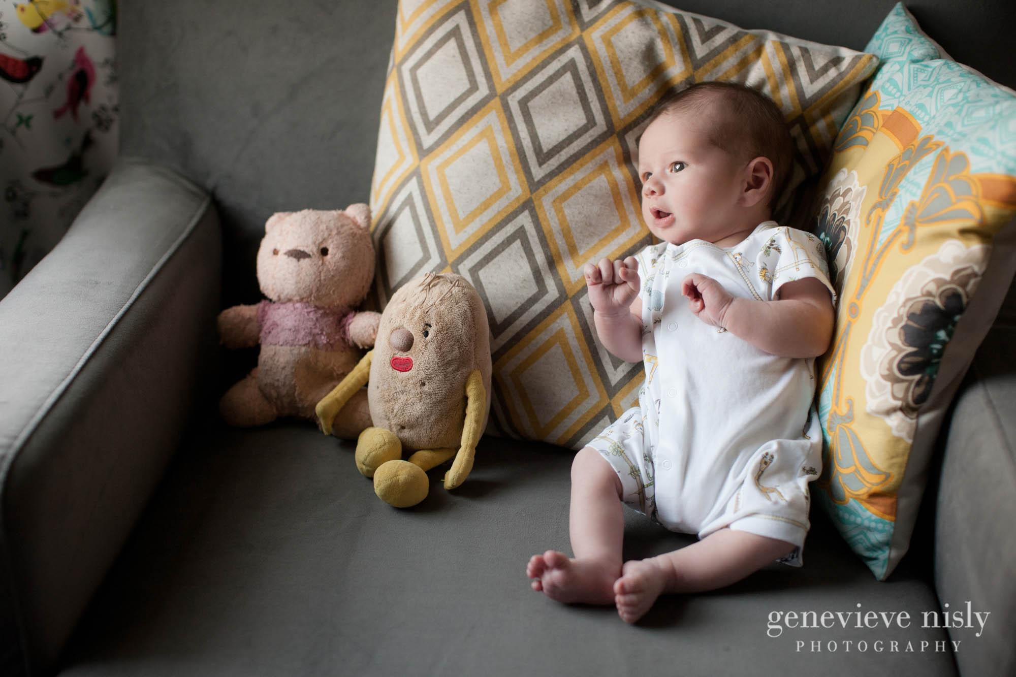 Akron, Baby, Cleveland, Copyright Genevieve Nisly Photography, Ohio, Portraits