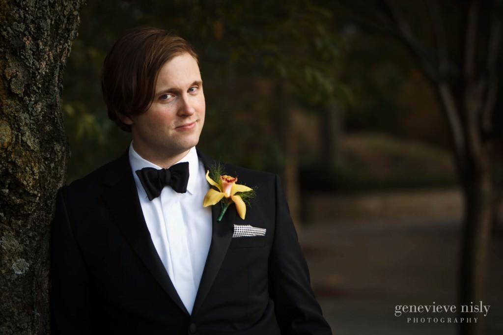 Cleveland, Copyright Genevieve Nisly Photography, Fall, Ohio, Wade Lagoon, Wedding