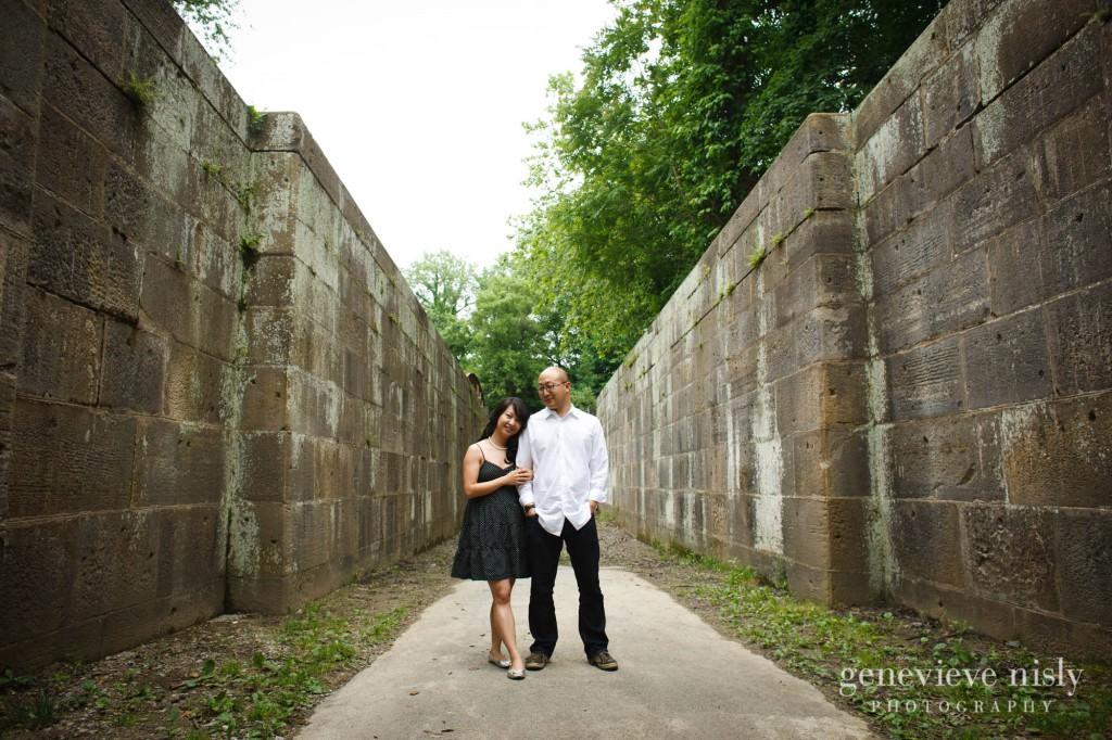 Copyright Genevieve Nisly Photography, Engagements, Ohio, Peninsula, Summer