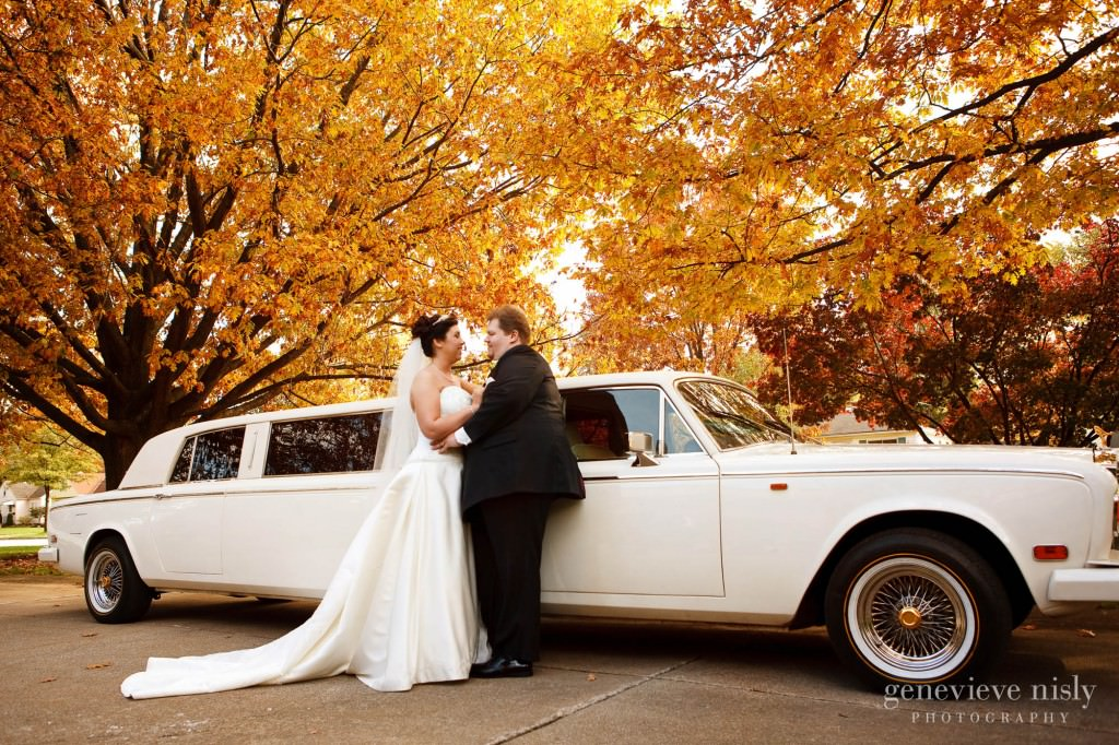 Cleveland, Copyright Genevieve Nisly Photography, Fall, Ohio, Olmsted Falls, Wedding