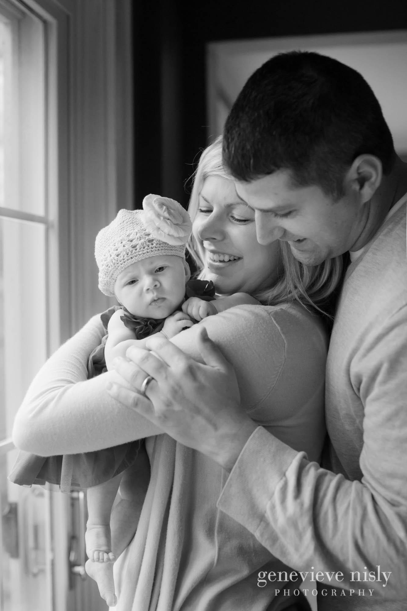 Akron, Baby, Copyright Genevieve Nisly Photography, Family, Ohio, Portraits