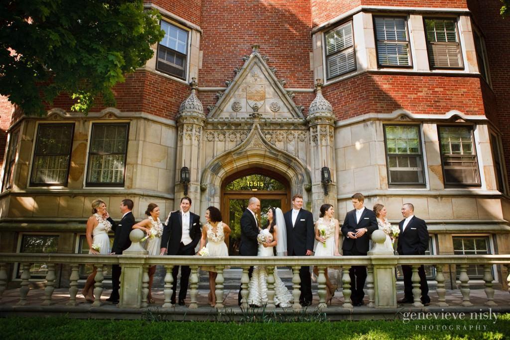 Cleveland, Ohio, Spring, Wedding