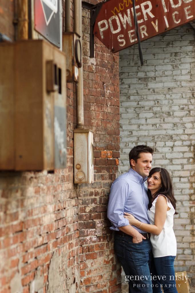 Cleveland, Copyright Genevieve Nisly Photography, Engagements, Flats, Ohio, Summer