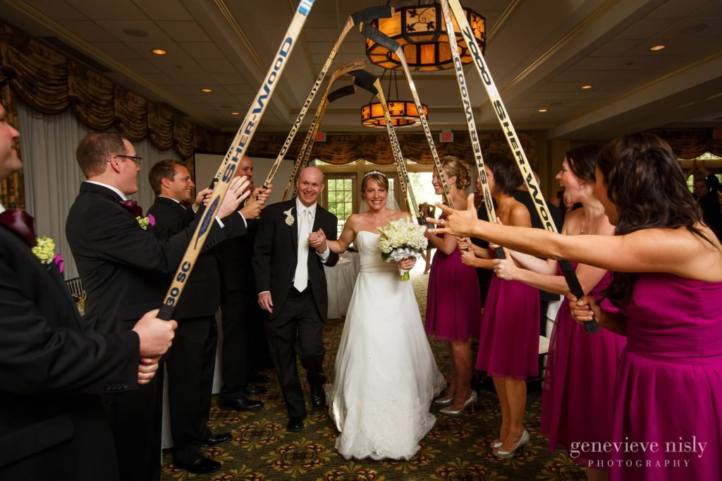 Akron, Copyright Genevieve Nisly Photography, Ohio, Portage Country Club, Summer, Wedding