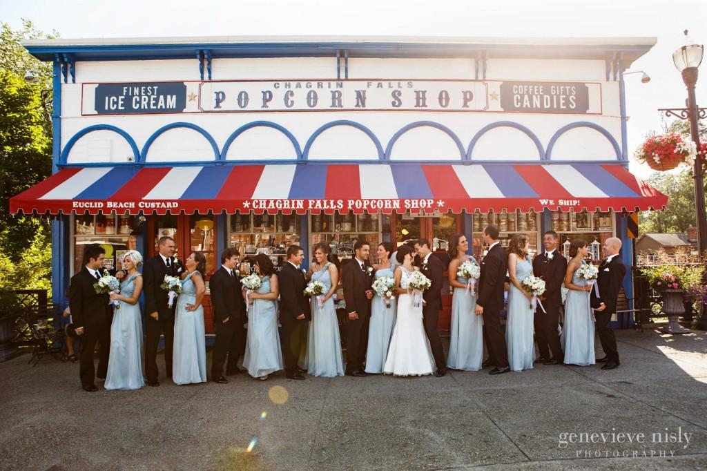 Aurora, Chagrin Falls, Copyright Genevieve Nisly Photography, Ohio, Wedding