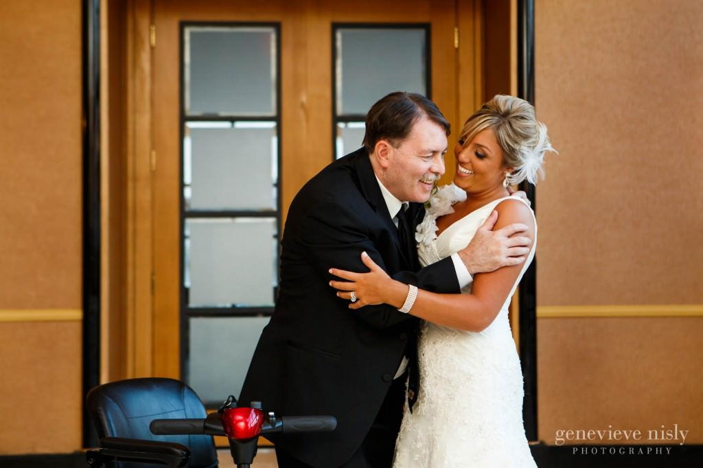 Cleveland, Club at Key Center, Copyright Genevieve Nisly Photography, Summer, Wedding