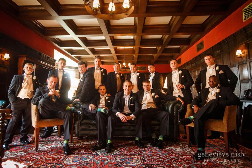 Copyright Genevieve Nisly Photography, Fall, Kirtland Country Club, Ohio, Wedding