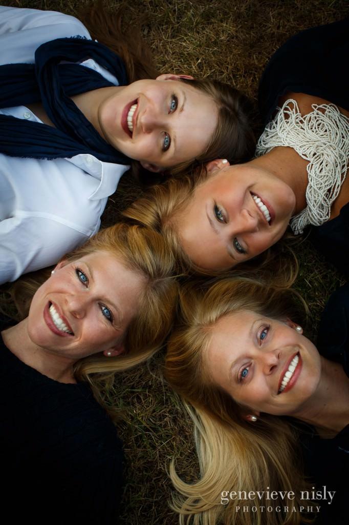 Cleveland, Family, Portraits