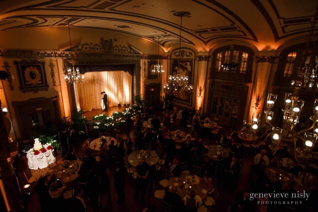 Cleveland, Copyright Genevieve Nisly Photography, Tudor Arms Hotel, Wedding, Winter