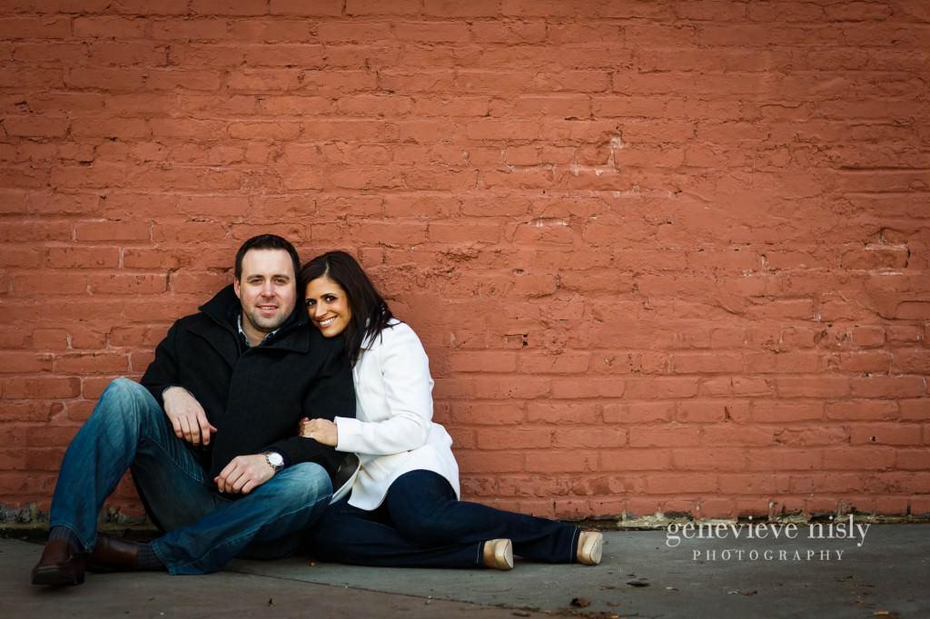 Cleveland, Engagements, Ohio, Ohio City, Winter