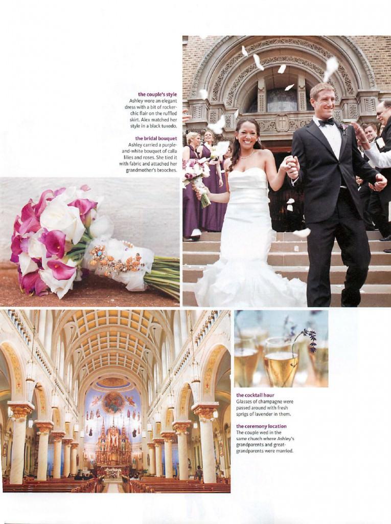 cleveland, Wedding