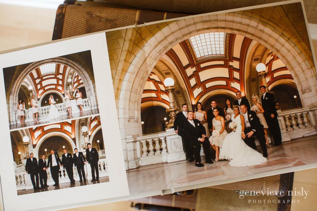 Copyright Genevieve Nisly Photography, Wedding Albums
