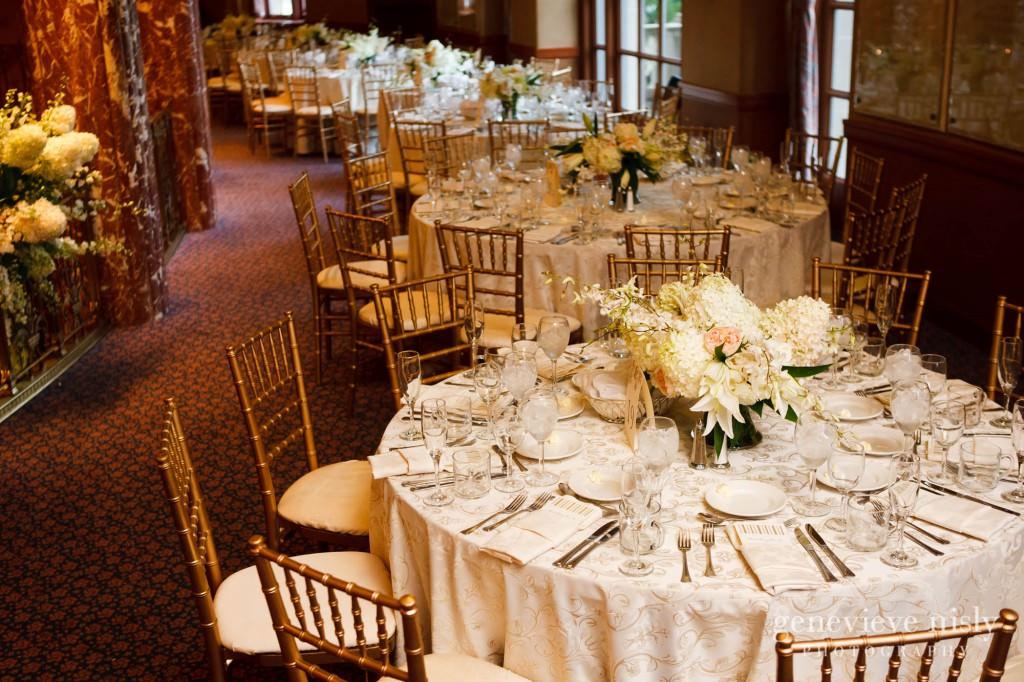Copyright Genevieve Nisly Photography, Severance Hall, Wedding