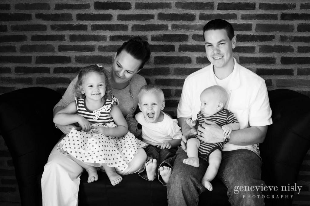 Family, Portraits, Studio, Summer