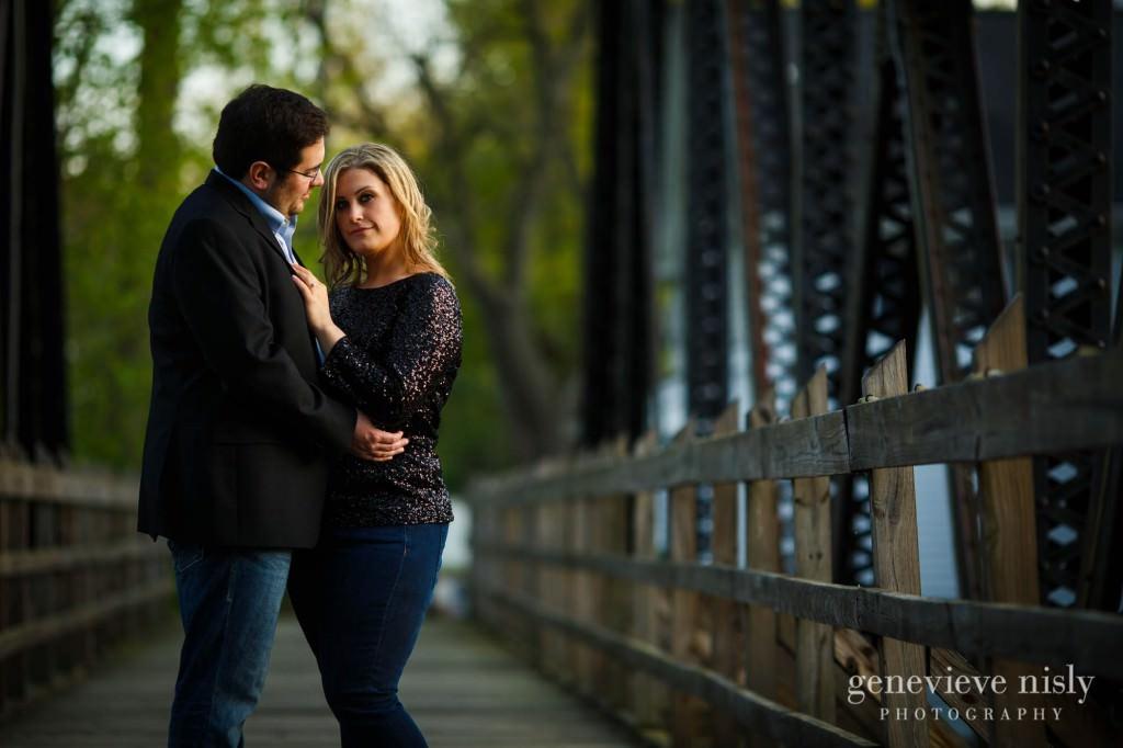 Copyright Genevieve Nisly Photography, Engagements, Gates Mills, Ohio, Spring