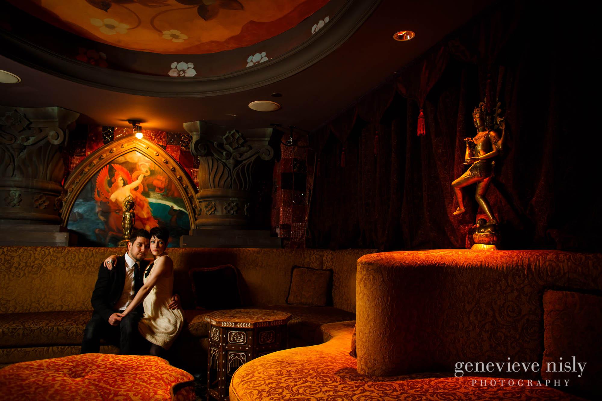 michael & melissa - cleveland wedding photographers - genevieve