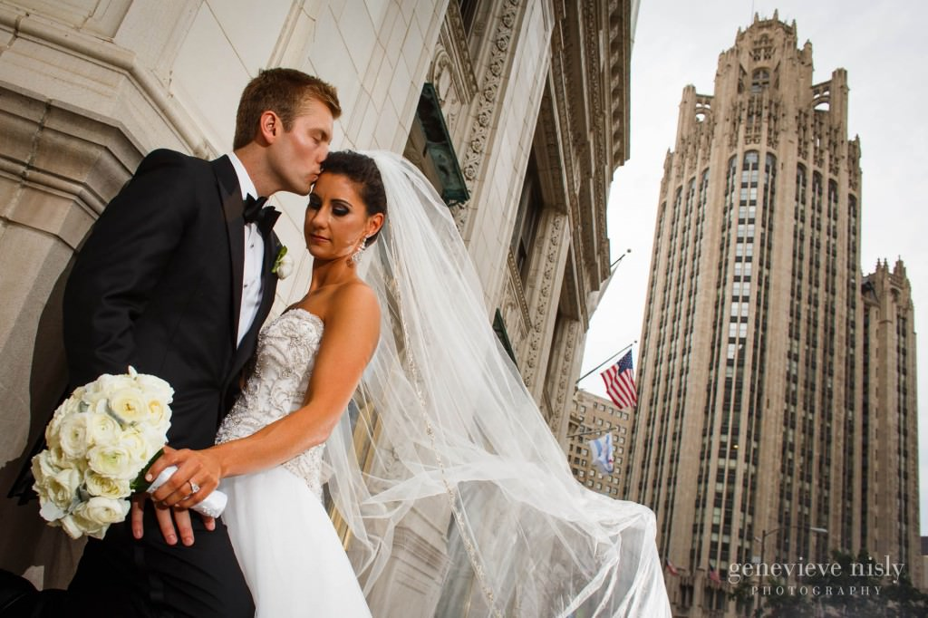 Chicago, Copyright Genevieve Nisly Photography, Illinois, Summer, Wedding