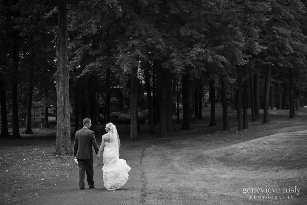 Canton, Fall, Glenmoor Country Club, Ohio, Wedding