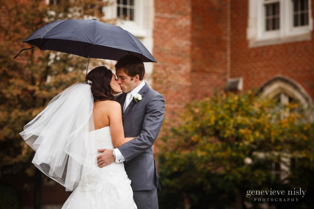 Cleveland, Fall, John Carroll University, Ohio, Wedding
