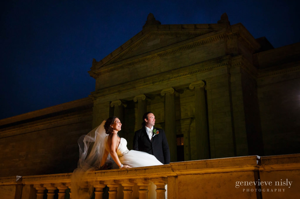 Cleveland, Fall, Ohio, Wedding