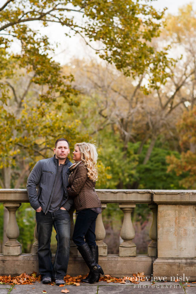 Copyright Genevieve Nisly Photography, Cultural Gardens, Engagements, Fall