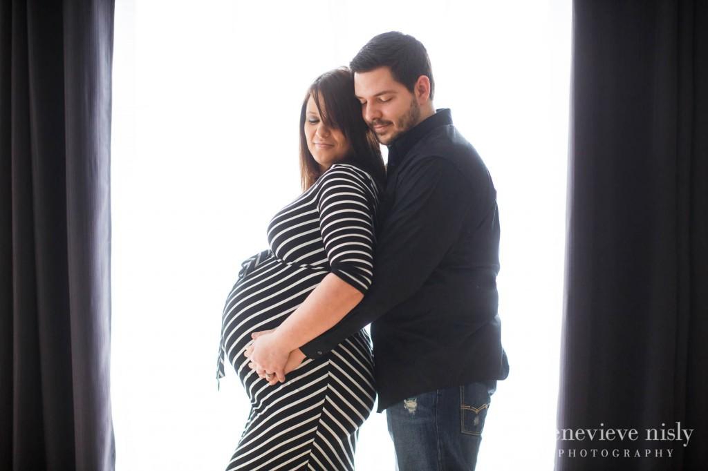 Copyright Genevieve Nisly Photography, Family, Green, Ohio, Portraits, Studio