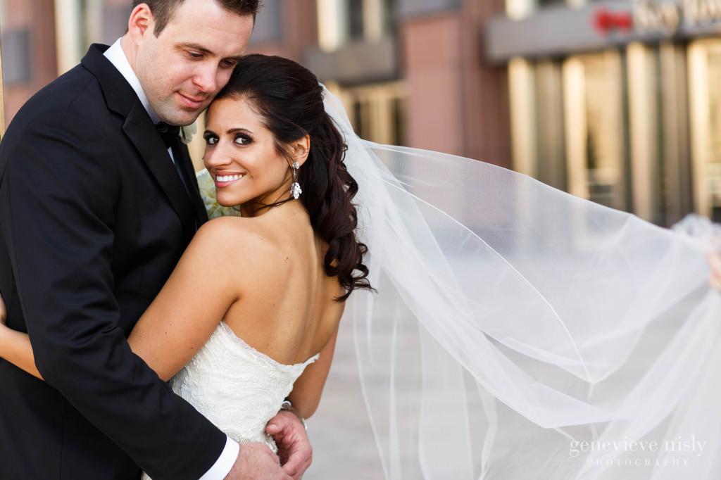 Cleveland, Copyright Genevieve Nisly Photography, Ohio, Playhouse Square, Spring, Wedding