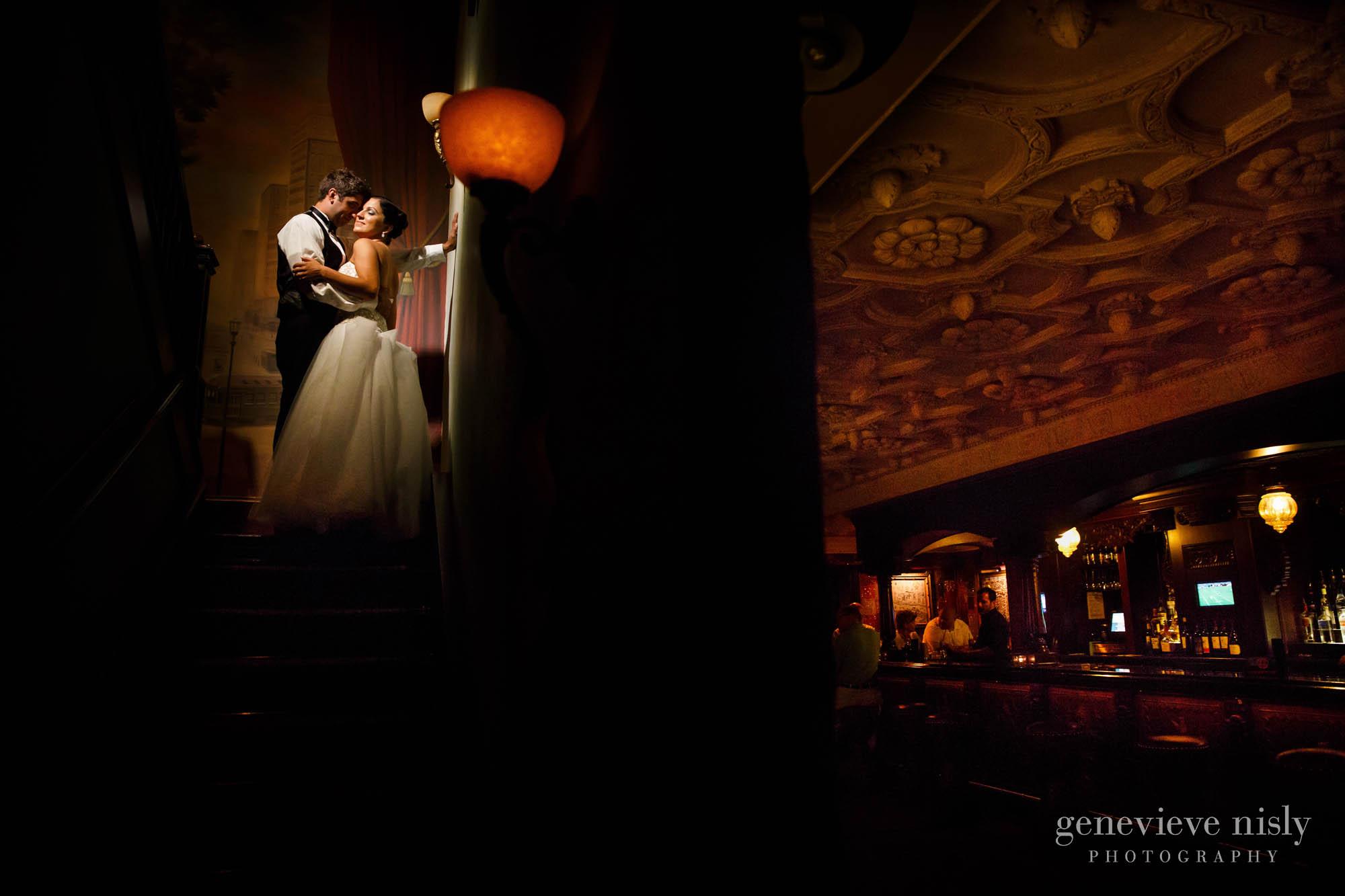 amber & brett - cleveland wedding photographers - genevieve nisly