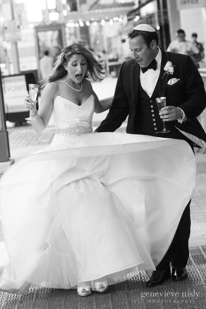 Cleveland, Copyright Genevieve Nisly Photography, Ohio, State Theater, Summer, Wedding