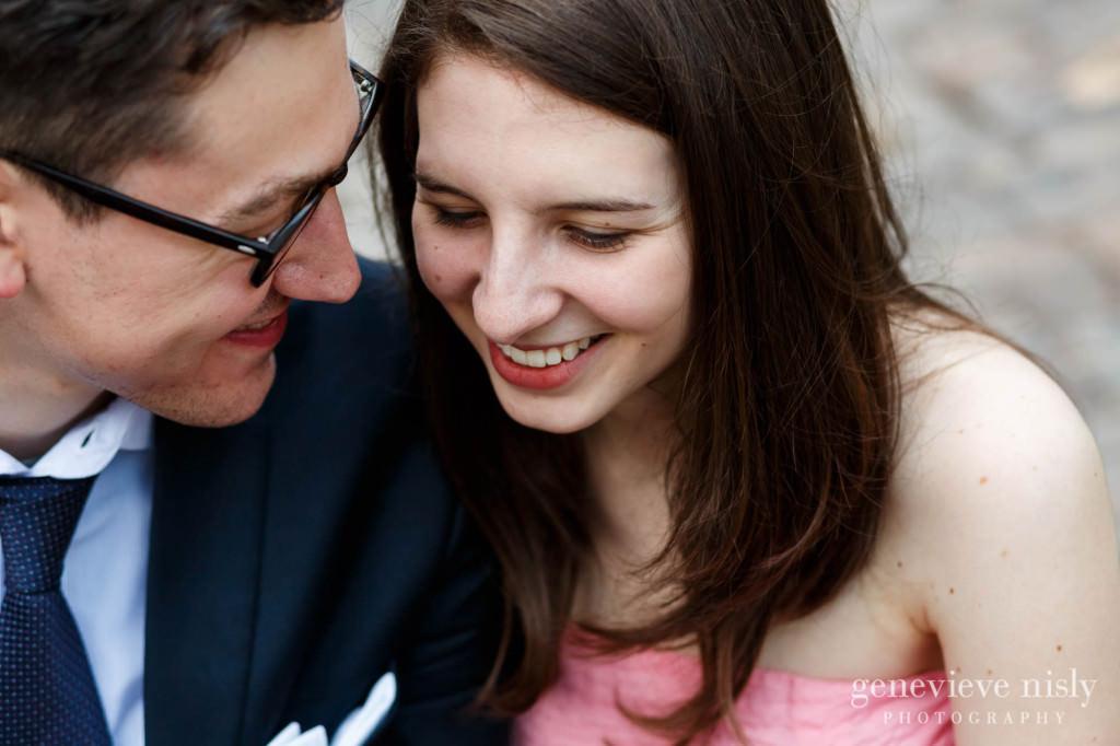 Columbus, Copyright Genevieve Nisly Photography, Engagements, German Village, Ohio, Summer