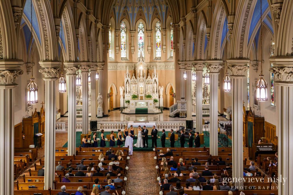 Cleveland, Copyright Genevieve Nisly Photography, Fall, Ohio, Summer, Wedding