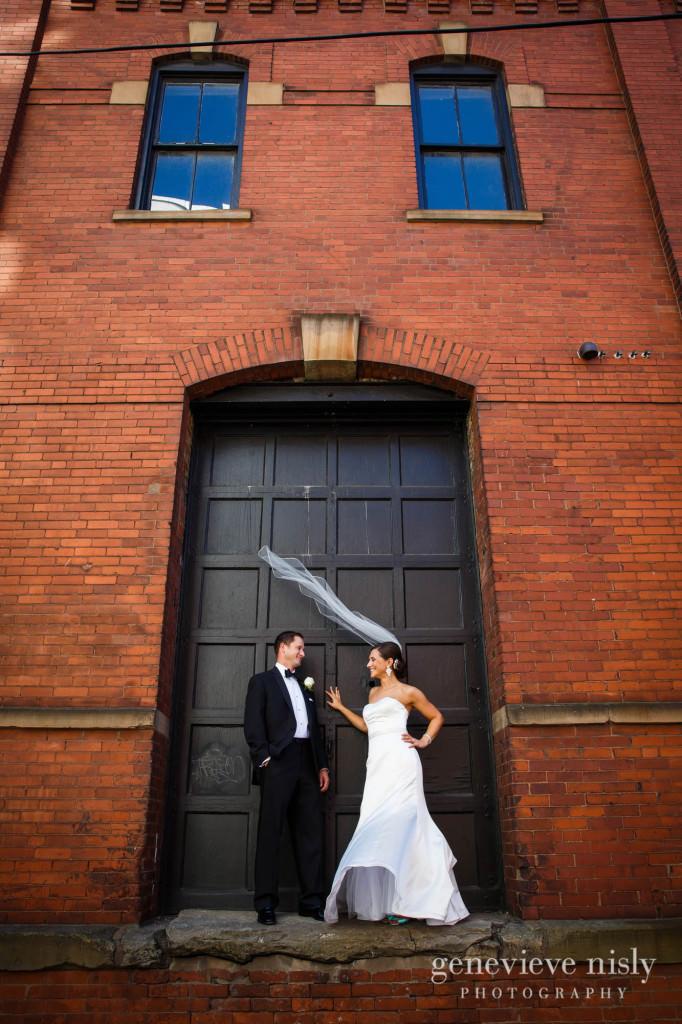 Cleveland, Copyright Genevieve Nisly Photography, Fall, Ohio, Ohio City, Wedding