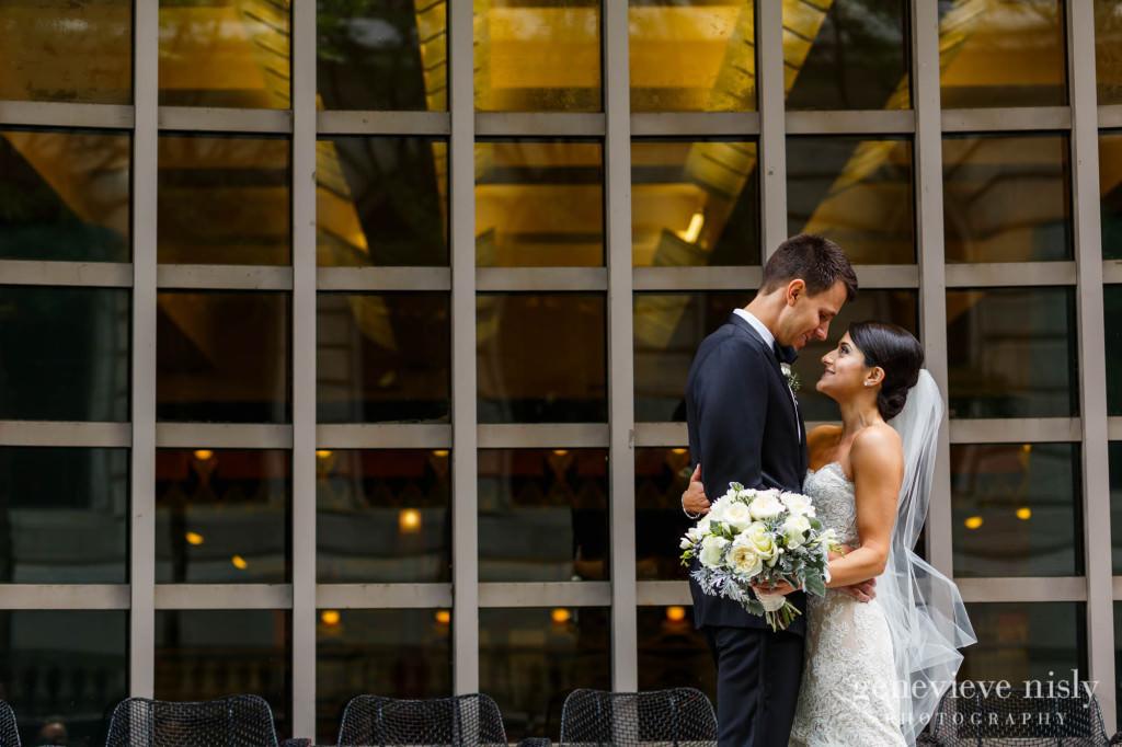 Cleveland, Cleveland Public Library, Copyright Genevieve Nisly Photography, Fall, Ohio, Wedding